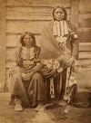 Two Southern Cheyenne Braves.