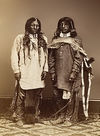 Two Ute Indians.