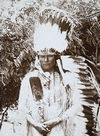 Chief Wooden Lance, Kiowa.