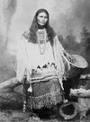 Young Apache Woman #2.