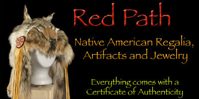 Red Path - Your site for Native American Regalia.