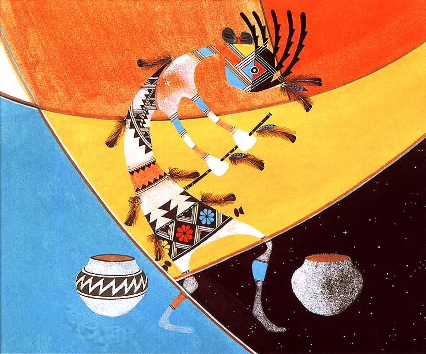 Other Native Artwork from  Kokopelli Art