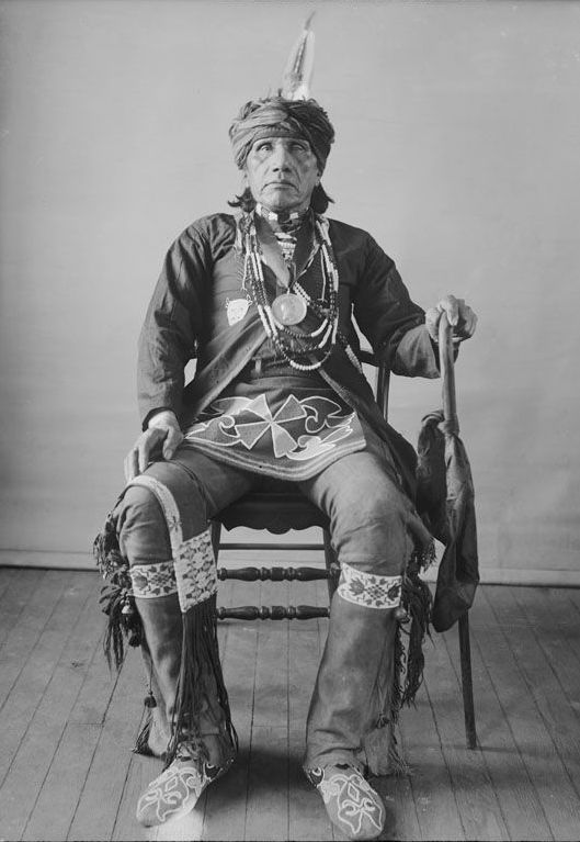 An American Indian called Emi Dughra aka John Ford - Iowa 1901.