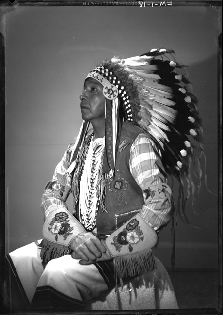 Old Black And White Photographs Of Native Americans