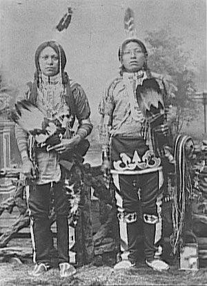 Kaw Indians.