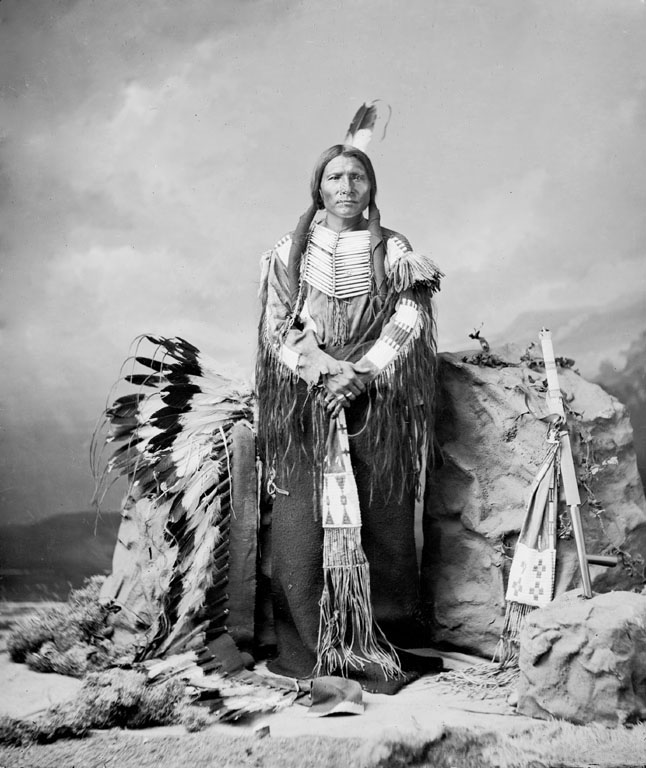 Little Big Man - Oglala 1877.