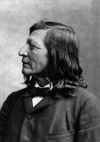 Luther Standing Bear.
