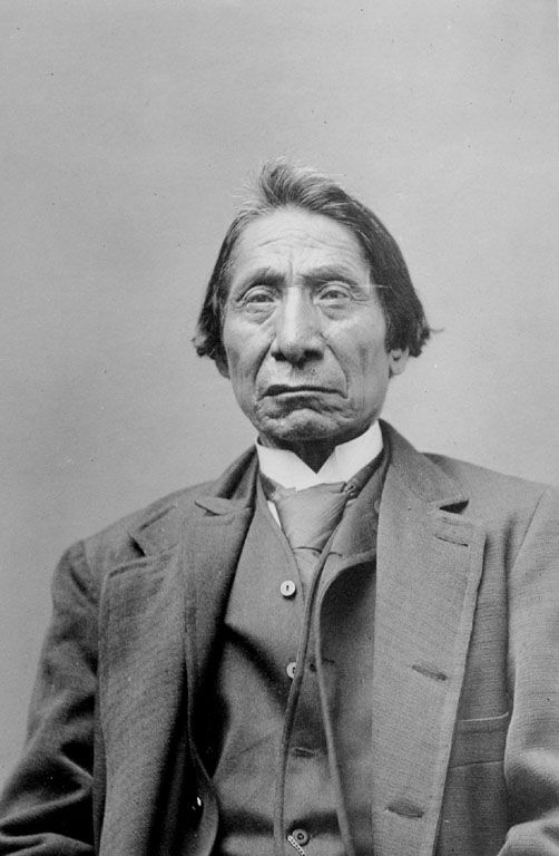 American Indians : Red Cloud - Oglala 1890.