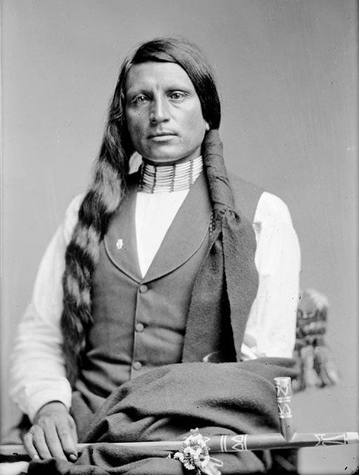 American Indians : Red Shirt - Oglala.