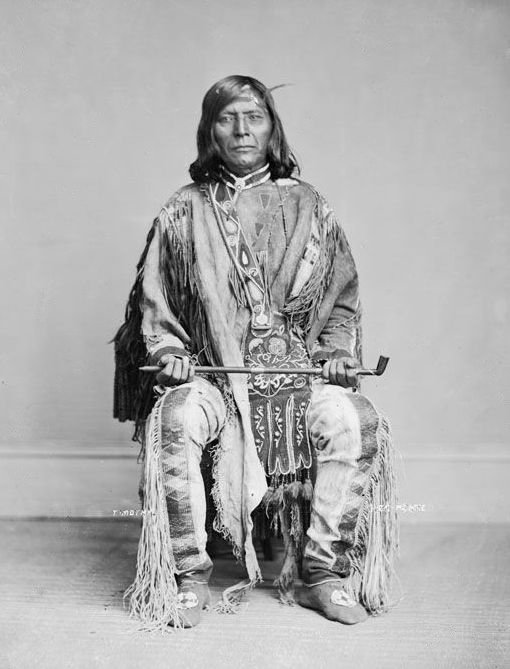 Ta-mas-on - Nez Perce 1868.