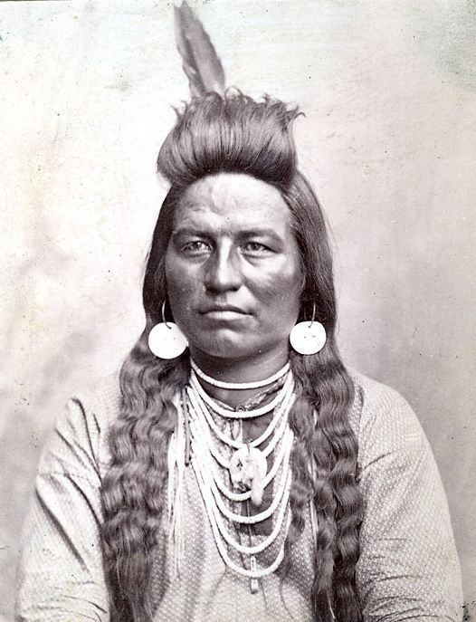American Indians : White Bear - Crow.