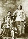 Kaw Man and Wife