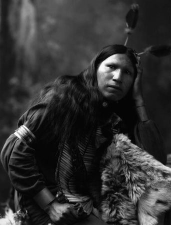 American Indians : Afraid Of Hawk