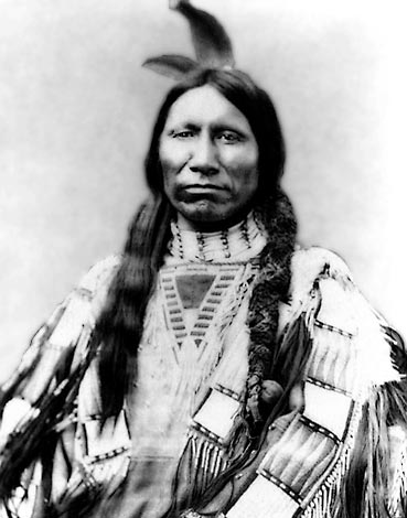 American Indians : American Horse - Oglala.