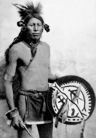 American Indians : Big Head - Cheyenne.