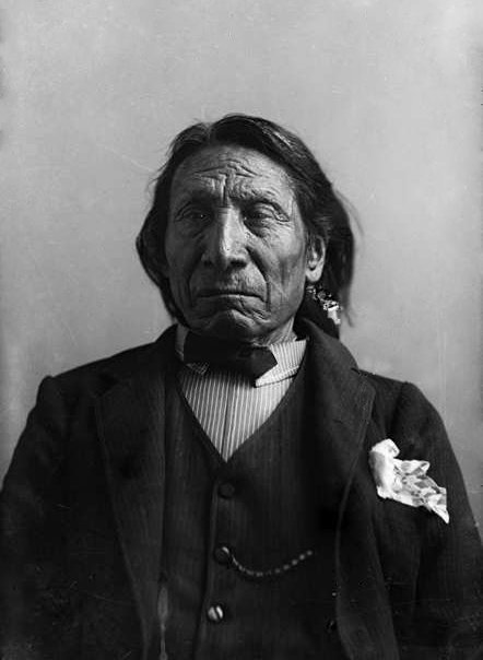 American Indians : Chief Red Cloud.