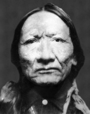 American Indians : Crazy Bull - Sioux.