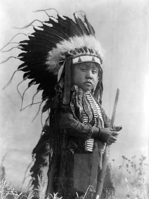 American Indians : Little Crow.