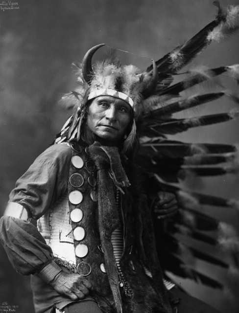 American Indians : Little Horse - Oglala.