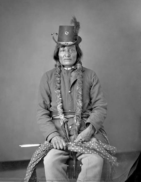 American Indians : Long Soldier - Hunkpapa.