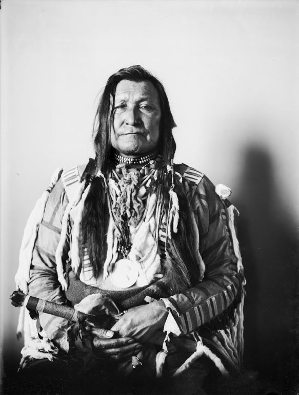 Mountain Chief - Blackfoot 1903 (a)