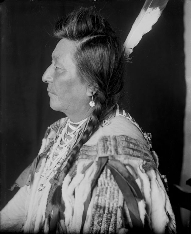 American Indians : Plenty Coups - Crow 1905.