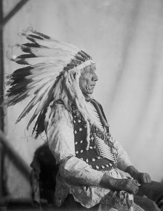 American Indians : Red Bird - Mniconjou 1913.