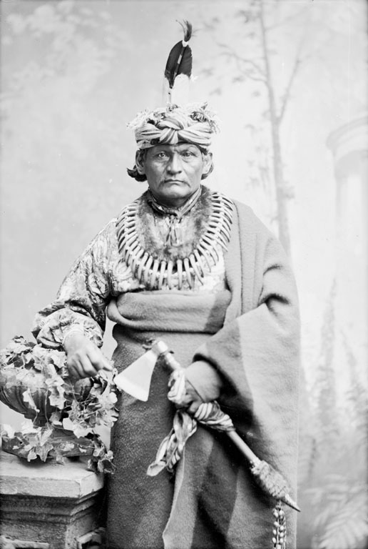American Indians : Standing Bear - Omaha.