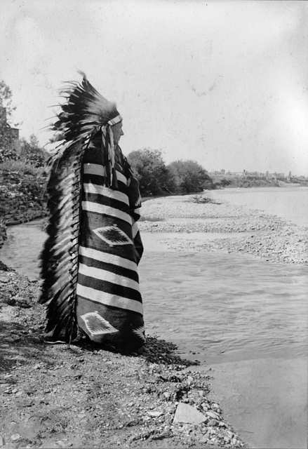 American Indians : Tom Nash.