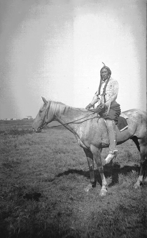 Tsendon (Horse Hunter) - Kiowa 1893