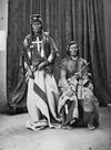 Cheyenne Indians - Little Wolf and Dull Knife.