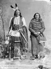 Ponca Indian - White Eagle, Standing Bear.
