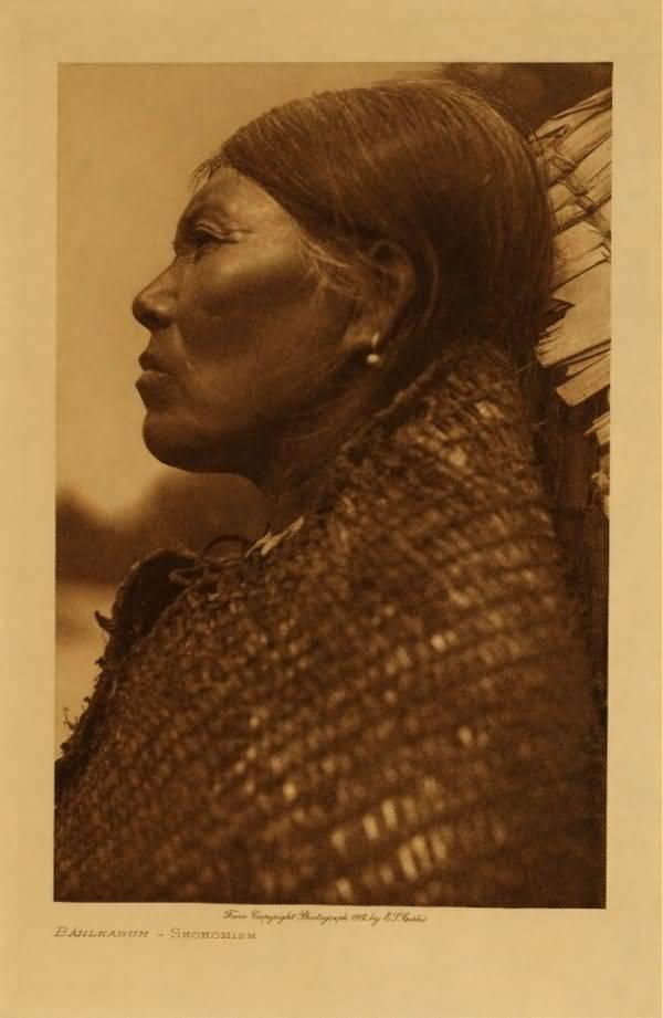 American Indians Bahlkabuh Skokomish