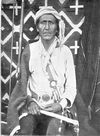 Native Americans : Navajo Man