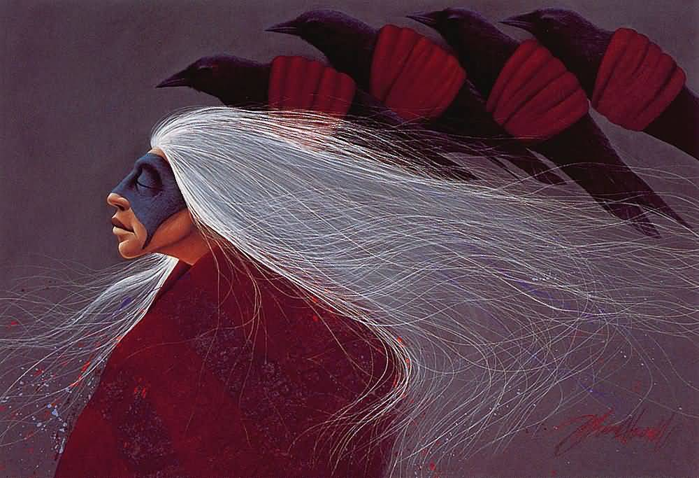 Frank Howell - Raven Winds.