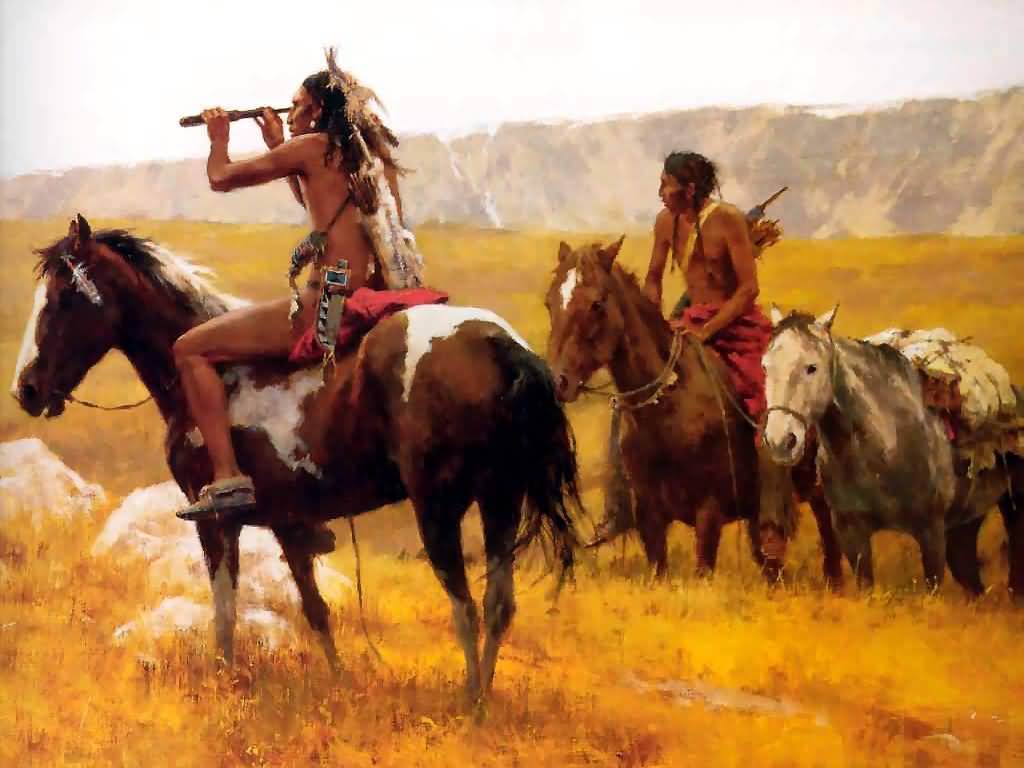 Howard Terpning - The Sound Of Buffalo.