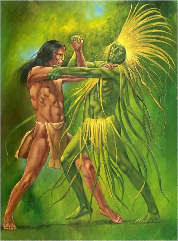 Native American Myths & Legends - Lessons - Tes Teach