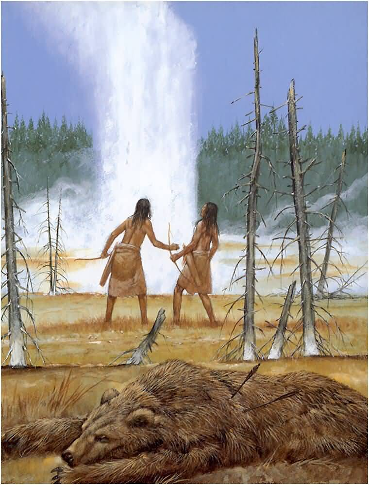 Richard Hook - Legend Of The Geysers.