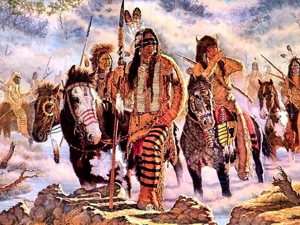 Michael Gentry : Lakota Rendezvous