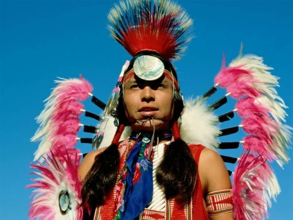 Navajo Regalia - New Mexico   Navajo