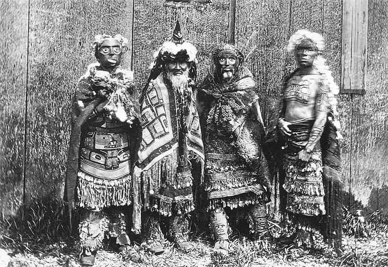 Haida Shamans