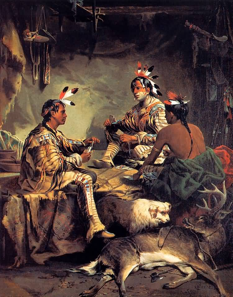Native americans gambling atlantic city casino games and rules