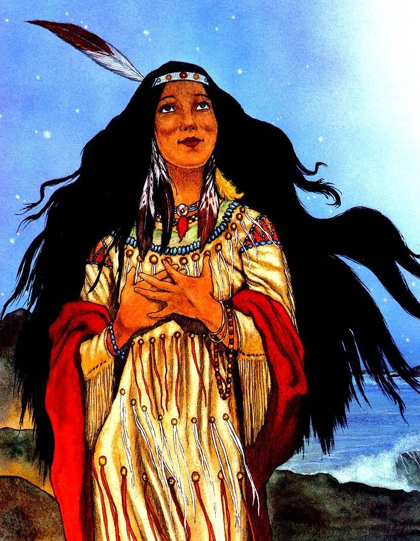 native american version of cinderella