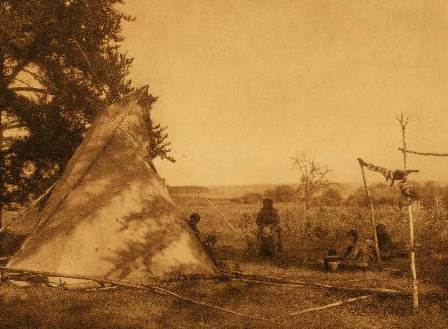 Cree Fishing Camp.