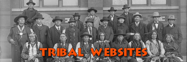 Index of websites to Native American and First Nations Tribes.